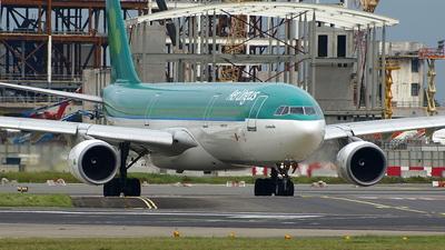 EI-JFK - Airbus A330-301 - Aer Lingus