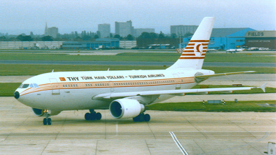 TC-JCV - Airbus A310-304 - THY Turkish Airlines