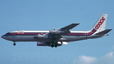 N778PA - Boeing 707-139B - Maof Airlines