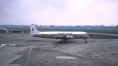 OH-KDA - Douglas DC-6B(F/ST) - Kar-Air