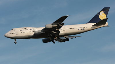 SX-DIE - Boeing 747-230B(M) - Hellenic Imperial Airways