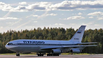 RA86063 - Ilyushin IL-86 - Pulkovo Aviation Enterprise