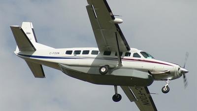 C-FDON - Cessna 208B Grand Caravan - Sunwest Aviation