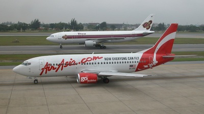 9M-AAL - Boeing 737-301 - AirAsia