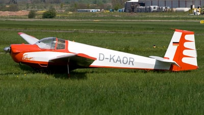 D-KAOR - Scheibe SF.25C Falke - Private