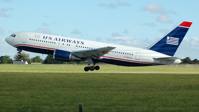 N655US - Boeing 767-2B7(ER) - US Airways