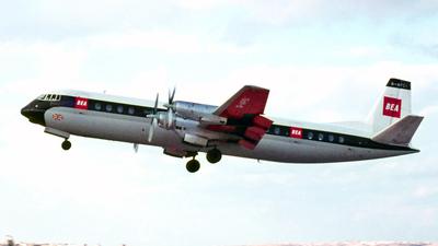 G-APEI - Vickers Vanguard 953 - British European Airways (BEA)