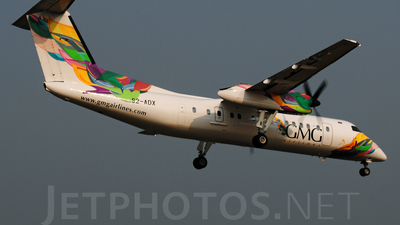 S2-ADX - Bombardier Dash 8-Q311 - GMG Airlines