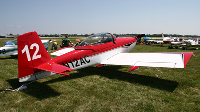 A picture of N12AC - Van's RV8 - [80177] - © Bruce Leibowitz