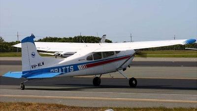 VH-WLW - Cessna A185F Skywagon - Private