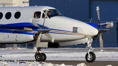 A picture of N845YT - Beech B200GT Super King Air - [BY108] - © Mike MacKinnon