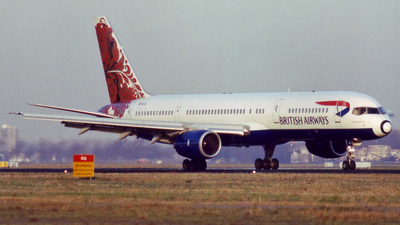 G-BIKH - Boeing 757-236 - British Airways
