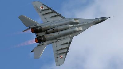 77 - Mikoyan-Gurevich Mig-29 Fulcrum - Poland - Air Force