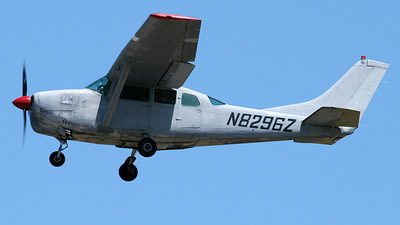 A picture of N8296Z - Cessna 2105 - [2050296] - © Bill Striffler