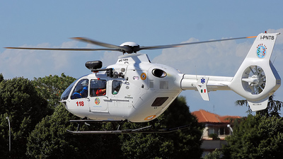 IPNTB - Eurocopter EC 135 - Elitaliana