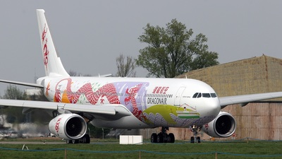 F-WWYZ - Airbus A330-343 - Dragonair
