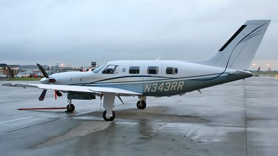 A picture of N343RR - Piper PA46500TP - [4697197] - © BT777