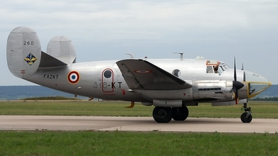 F-AZKT - Dassault MD.311 Flamant - Private