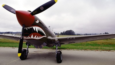 N940AK - Curtiss P-40E Kittyhawk - Private