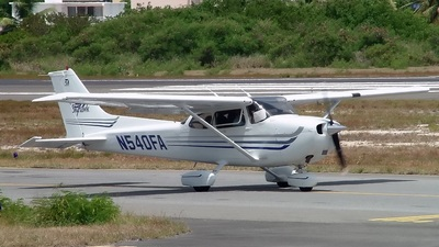 N540FA - Cessna 172S Skyhawk SP - Private
