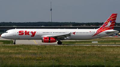 TC-SKI - Airbus A321-231 - Sky Airlines