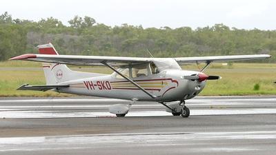 A picture of VHSKO - Cessna 172N Skyhawk - [17268220] - © Neville Murphy