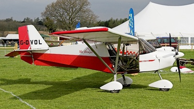 A picture of GOVOL - SkyRanger 912S(1) - [BMAA/HB/447] - © Paul Chandler
