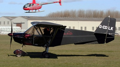 A picture of GCDLK - SkyRanger 912S(1) - [BMAA/HB/452] - © Dave Marshall