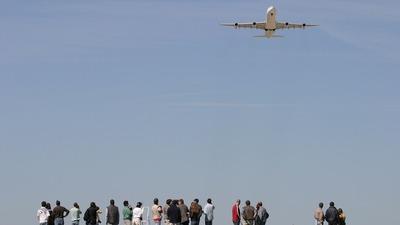 - Airbus A340-312 - Air France