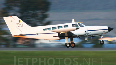 M27-05 - Cessna 402B - Malaysia - Air Force