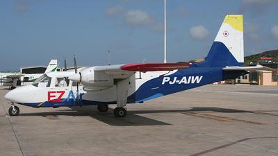 PJ-AIW - Britten Norman BN-2A-26 Islander - EZ Air