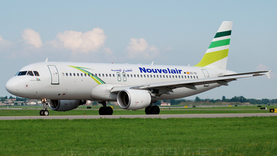 EC-ISI - Airbus A320-214 - Nouvelair (LTE International Airways)