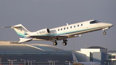G-OLDJ - Bombardier Learjet 45 - Gold Air International
