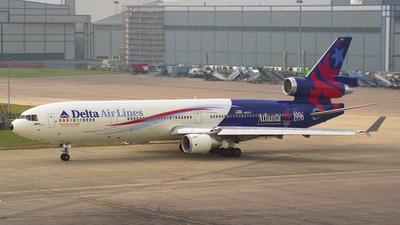 N812DE - McDonnell Douglas MD-11 - Delta Air Lines