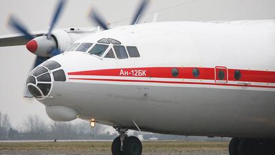 UR-CAH - Antonov An-12BK - Meridian Aviation