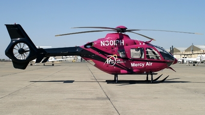 N301PH - Eurocopter EC 135P2 - Petroleum Helicopters