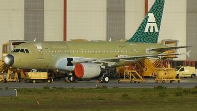D-AUAH - Airbus A318-111 - Airbus Industrie