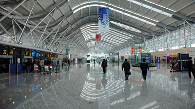 ZHCC - Airport - Terminal