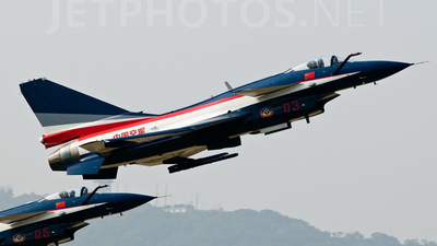 03 - Chengdu J10A - China - Air Force
