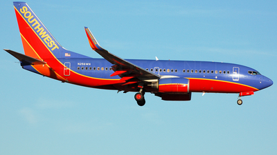 N256WN - Boeing 737-7H4 - Southwest Airlines