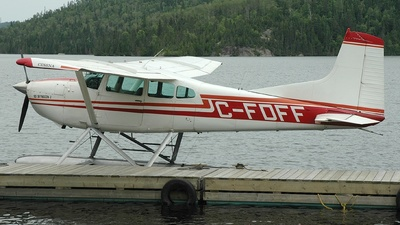 C-FDFF - Cessna A185F Skywagon - Aviation 2000