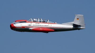 D-IWMS - Hispano HA200 Saeta - Flugmuseum Messerschmitt