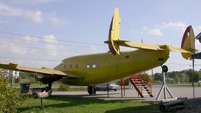 CF-SEQ - Lockheed 18-56 Lodestar - Private