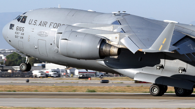 06-6165 - Boeing C-17A Globemaster III - United States - US Air Force (USAF)
