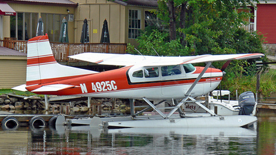 N4925C - Cessna A185F Skywagon - Private