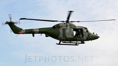 ZD282 - Westland Lynx AH.7 - United Kingdom - Royal Marines