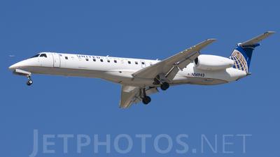 N14943 - Embraer ERJ-145ER - United Express (ExpressJet Airlines)