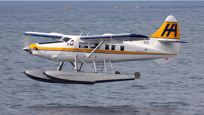 9H-AFA - De Havilland Canada DHC-3T Vazar Turbine Otter - Harbour Air Malta