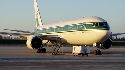 HZ-WBT3 - Boeing 767-3P6(ER) - Kingdom Holding Company
