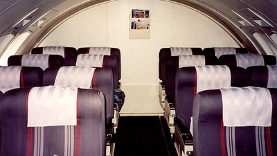 N156UA - Boeing 747-123 - United Airlines
